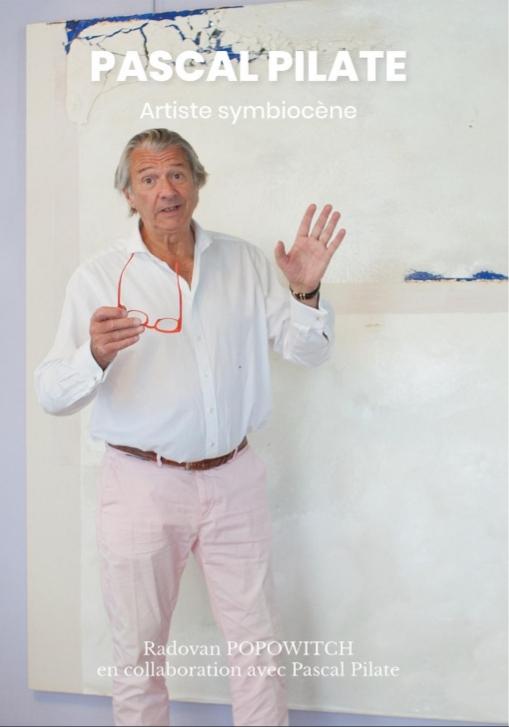 Pascal Pilate, artiste symbiocène 2020